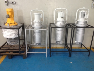 turbinas de forno de têmpera prontas para entrega