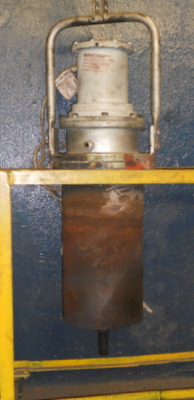 recirculadores ao chegar na Turbicenter