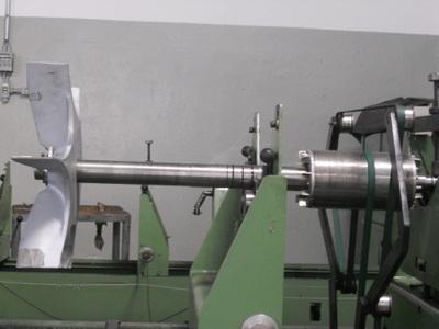 balanceamento do recirculador