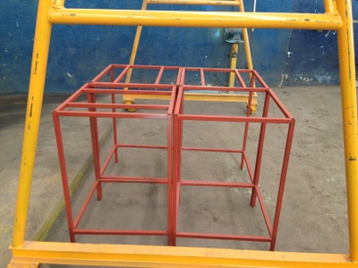 fabricação de suporte para transporte