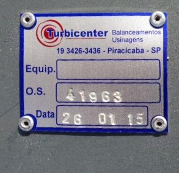 etiqueta para rastreabilidade e garantia