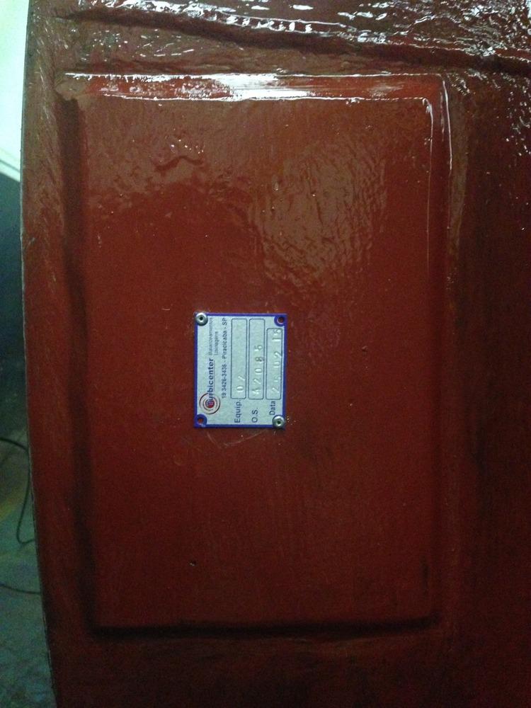 etiqueta para rastreabilidade e garantia segunda peça